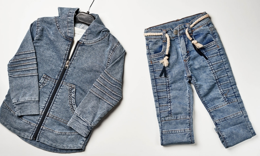 Flat Lay Photography clothing